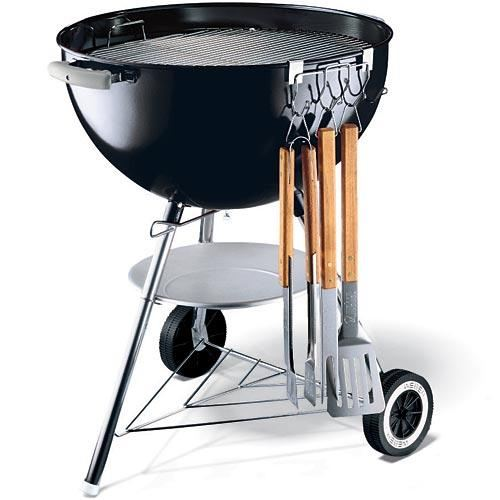 barbecue weber fabrication