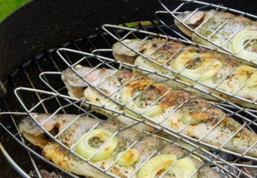 Cuisiner un poisson au barbecue