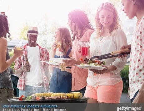 Brasero barbecue partybarbecue party - Reussir un barbecue party ...