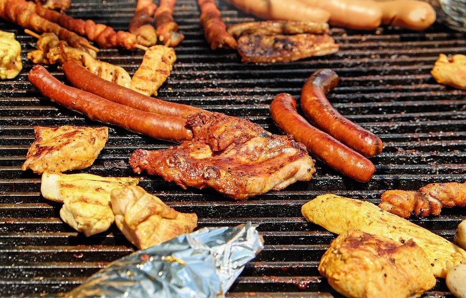 Barbecue party recettes de grillade des centaines de conseils et d 39 ast - Reussir un barbecue party ...