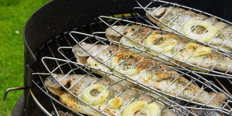 poissons bbq