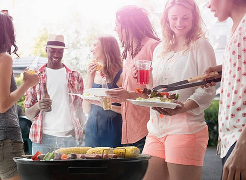 barbecue-party-femmes